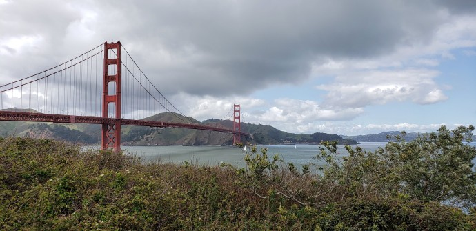 Golden Gate Bridge, San Francisco, Sausalito